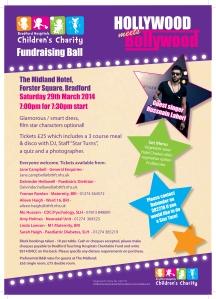 Children's Charity Ball - 29th March - Bradford